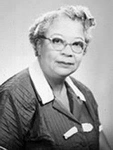 Soror Thelma Patten Law