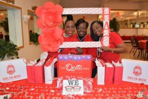 Chucks&Pearls Founders Day-3Houston Alumnae Chapter