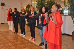 Chucks&Pearls Founders Day-Houston Alumnae Chapter