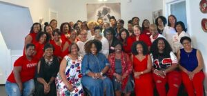 Lucilles Reclaimation Kickoff6-Houston Alumnae Chapter