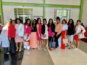 RedgoesPink-Houston Alumnae Chapter