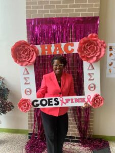 RedgoesPink2-Houston Alumnae Chapter