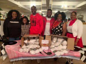 Sisterhop Reclaimation Dance1-Houston Alumnae Chapter