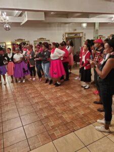 Sisterhop Reclaimation Dance3-Houston Alumnae Chapter