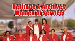 Heritage & Archives – Women of Service